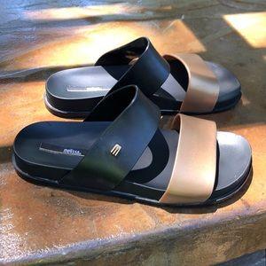 Melissa Cosmic Jelly Sandals